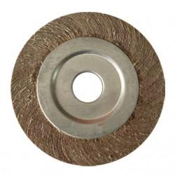 Диск лепестковый торцевой 125x25x20,2 мм INTERTOOL BT-0612