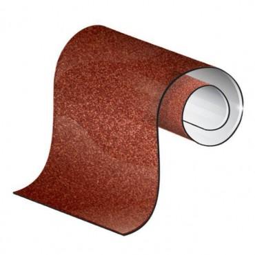 Шлифовальная шкурка на тканевой основе К220, 20 cм x 50 м INTERTOOL BT-0724