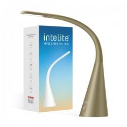 Настольный LED светильник Intelite Desklamp Bronze (DL4-5W-BR)