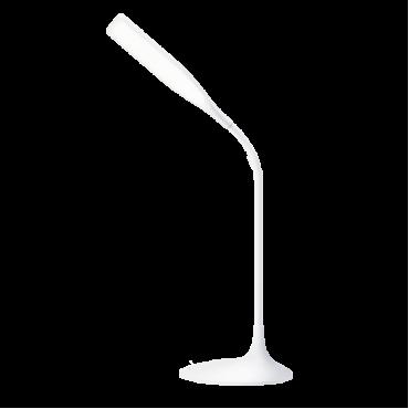LED светильник MAXUS DKL 6W 4100K WH яркий свет(1-DKL-001-01)