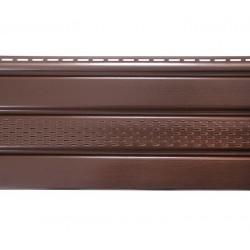 Панель ASKOc перфорацией  1,07 м.кв. коричневый
