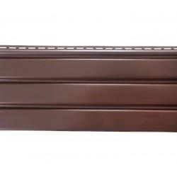 Панель ASKO  без перфорации 1,07 м.кв. коричневый