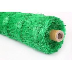 Сетка шпалерная Agreen для горизонтальной поддержки растений 1,7х100 зеленая