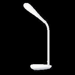 LED светильник MAXUS DKL 6W 4100K WH яркий свет(1-DKL-001-02)