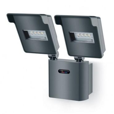 Уличный LED светильник Intelite 2H 20W яркий свет 220V