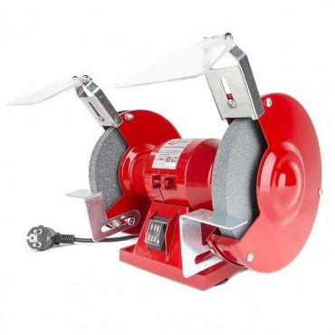 Станок точильный настольный с двумя шлифкругами 120 Вт, 2950 об/мин, 150х16х12,7 мм INTERTOOL DT-080