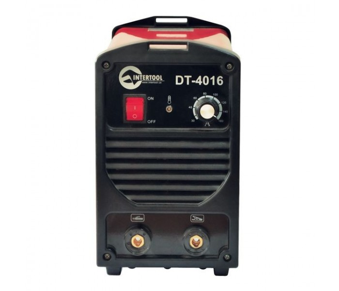 Инвертор 230 В, 5,3 кВт, 30-160 А INTERTOOL DT-4016