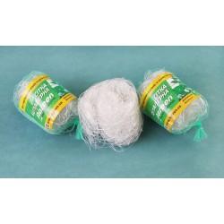 Сетка шпалерная Agreen цветочная (фасованная) 1,2х10 белая (ячейка 15х15 см)