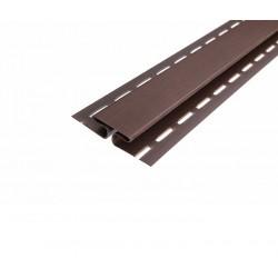 H-профиль ASKO 3,8 м. коричневый