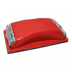Брусок для шлифования 85x165 мм, металлический зажим для быстрой и надежной фиксации INTERTOOL HT-00