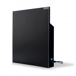 Керамический обогреватель EWO Slim С380 Black New, 600х600х11