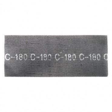 Сетка абразивная 115x280 мм, К320, 10 ед. INTERTOOL KT-6032