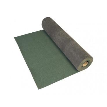 Ендовый ковер SHINGLAS, зеленый, 10 кв.м./рулон