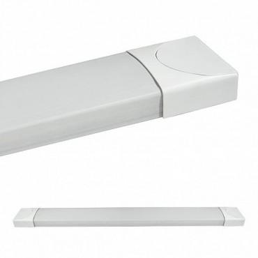 Светильник EUROLAMP LED линейный IP65 17W 4000K 0,6 м (LED-FX(0.6)-17/41)