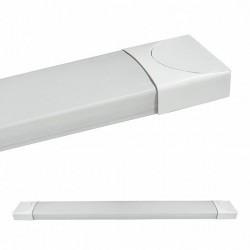 Светильник EUROLAMP LED линейный IP65 17W 6500K 60,6 м (LED-FX(0.6)-17/65)