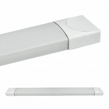 Светильник EUROLAMP LED линейный IP65 34W 4000K 1,2 м (LED-FX(1.2)-34/41)