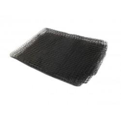 Сетка вольерная Agreen повышенной плотности 2х10 черная (ячейка 2,2х2,2 см)