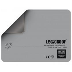 ПВХ мембрана Logicroof V-SR 1,5мм. с защитой от УФ, неармированная, серый 2*20м.