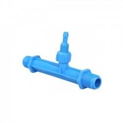Инжектор 'Вентури' для системы удобрений 1/2' (VI-0112-H)