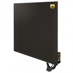 Керамическая панель AFRICA T-700 с терморегулятором, 600х600х12 графитовый