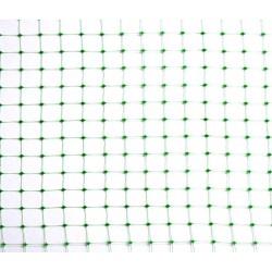 Сетка TENAX 'Ортинет' для горизонтальной поддержки растений (фасованная) 1,7х10 зеленая