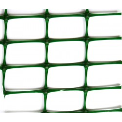 Сетка TENAX 'Ранч-1' для ограждения жилых и спортивных территорий 1,5х50 зеленая