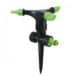 Вращающийся тройной дождеватель на ножке (PS-2921)