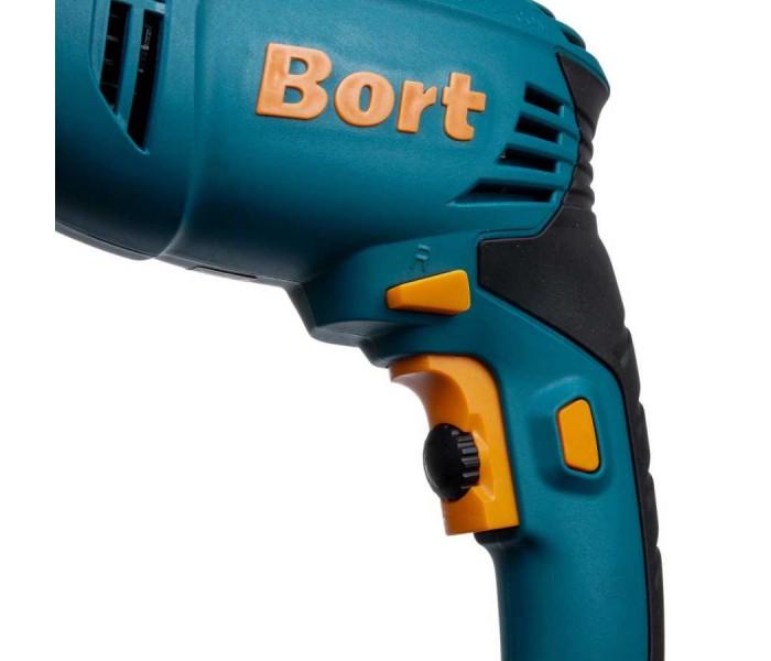 Дрель Bort BSM-650U-Q