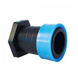 Заглушка для шланга Туман 25мм. (GSЕ-0125)