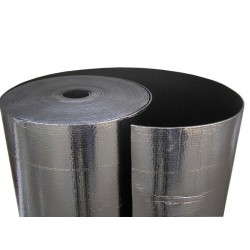 Алюфом (С) ХС 5 мм,  фольгированный  с клеевой основой (20х1м)