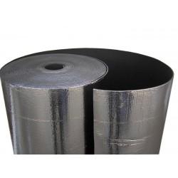 Алюфом (С) ХС 10 мм,  фольгированный с клеевой основой (10х1м)