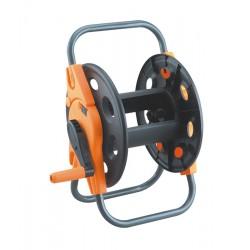 Катушка для шланга без колёс чёрная 1/2'45м. (PS-3801)