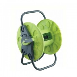 Катушка для шланга без колёс зеленая 1/2'60м. (PS-3201G)