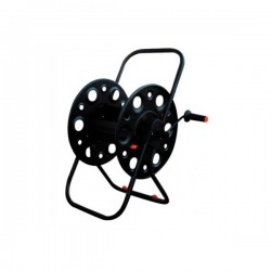 Катушка для шланга без колёс метал. 1/2'100м. (PS-3903)