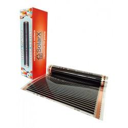 Инфракрасный пленочный теплый пол SolarX 10 кв.м.