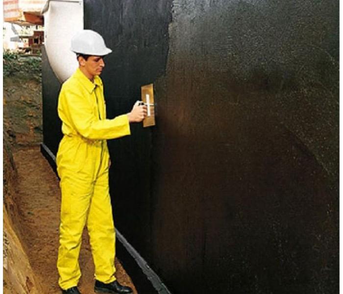 Мастика гидроизоляционная битумная ТехноНИКОЛЬ (МГТН)  №24 готовая 10 кг.