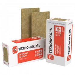 Базальтовый утеплитель Техноруф Н Оптима 1200x600x60 мм. (5 плит 3,60 м.кв.)