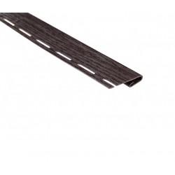 планка Финишная Коричневый 3,66 м.