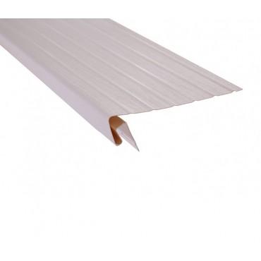 планка Фаска Белая 3,66 м.