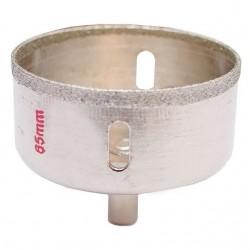 Коронка трубчатая по стеклу и керамике 65 мм INTERTOOL SD-0373
