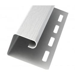 Планка J-Trim VOX Max 3 3,81 м.п., белый