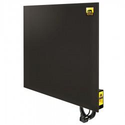 Керамическая панель AFRICA X-550  (терморегулятор+таймер), 600х600х12 графитовый