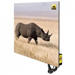 Керамическая панель AFRICA X-550  (терморегулятор+таймер), 600х600х12 рисунок