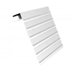 Планка-фаска VOX Max 3 3,81 м.п., белый